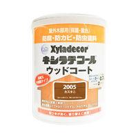 水性キシラデコール ウッドコート カスタニ 0.7L #00097670090000 カンペハピオ(直送品)