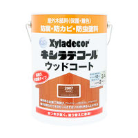 水性キシラデコール ウッドコート マホガニ 3.4L #00097670190000 カンペハピオ(直送品)
