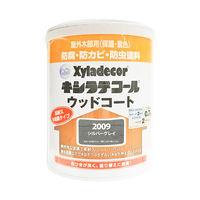 水性キシラデコール ウッドコート シルバグレイ 0.7L #00097670250000 カンペハピオ(直送品)