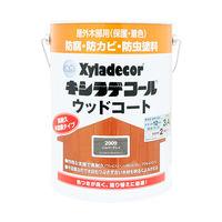 水性キシラデコール ウッドコート シルバグレイ3.4L #00097670270000 カンペハピオ(直送品)