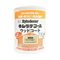 水性キシラデコール ウッドコート ライトアイボリー 0.7L #00097670490000 カンペハピオ(直送品)