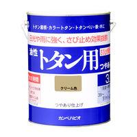 油性トタン用 クリーム色 3L #00147640111030 カンペハピオ(直送品)