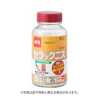 セラックニスA 黄褐色とうめい 300ML #00327643762300 カンペハピオ(直送品)