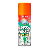 油性シリコンラッカースプレー オレンジ 420ML #00587640442420 カンペハピオ(直送品)