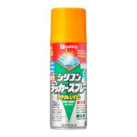 油性シリコンラッカースプレー オレンジエロー 420ML #00587644332420 カンペハピオ(直送品)