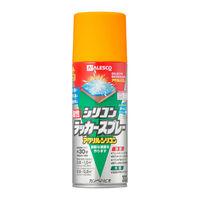 油性シリコンラッカースプレー オレンジエロー 300ML #00587644332300 カンペハピオ(直送品)