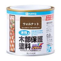 水性木部保護塗料 ウォルナット 0.2L #00617653571002 カンペハピオ(直送品)