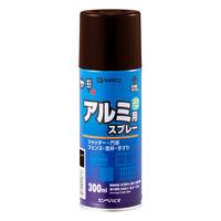 油性アルミ用スプレー こげちゃ色 300ml #00737640162300 カンペハピオ(直送品)