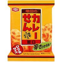 亀田製菓 亀田のカレーせんミニ 21g 1セット(20袋)