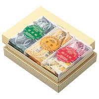 榮太樓總本鋪 榮太樓飴 1箱(3本入) 三越の紙袋付き 手土産ギフト 和菓子