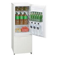 パナソニック 2ドア冷凍冷蔵庫 168L NR-B17CW-W 1台