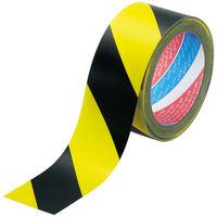 光洋化学 養生テープ カットエース 標示タイプ トラ柄 1巻 TRF