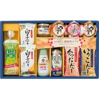 ドウシシャ 特選 健美彩 調味料詰合せ YKA-50B ギフト包装(直送品)
