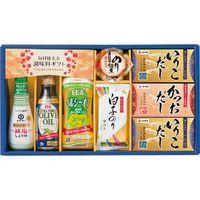 ドウシシャ 特選 健美彩 調味料詰合せ YKA-40B ギフト包装(直送品)