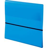 リヒトラブ(LIHIT LAB.) AQUA DROPs ドキュメントファイル A4 青(ブルー) A5056-8