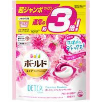 ボールド ジェルボール3D  癒しのプレミアムブロッサムの香り 超ジャンボ詰替 1個(46粒入) P&G