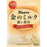 カンロ 金のミルクキャンディ 1袋(675g)