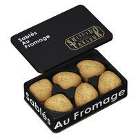 資生堂パーラー サブレオフロマージュ 1箱(18枚入) 伊勢丹の紙袋付き 手土産ギフト 洋菓子