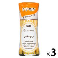 エスビー食品 エスビー スマートスパイス シナモン 瓶 7.5g [0947]