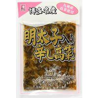 オニマル 博多名産明太子入辛子高菜100g 1ケース(40入り)(直送品)
