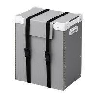 サンワサプライ プラダン製タブレット収納ケース(10台用) 幅365×奥行260×高さ435mm CAI-CABPD37 1台 (直送品)