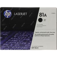 HP レーザートナーカートリッジ CF281A 黒 (直送品)