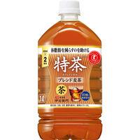 【トクホ・特保】サントリー 伊右衛門 特茶 カフェインゼロ 大麦ブレンド茶 1L 1本