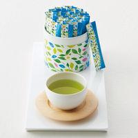 【水出し可】伊藤園 さらりと溶けるおもてなし煎茶 スティック 1セット(80本:40本入×2箱)