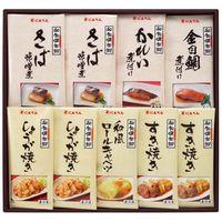 にんべん 煮魚・おかず 6種9袋(取寄)