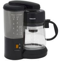 YAMAZEN コーヒーメーカー 650ml(1~5カップ用) ブラック YCA-500(B) (直送品)