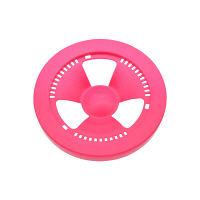 赤札見つけ シンク用 排水口のフタ (ゴミを隠す プラスチック製 ピンク) GA-PB031 (直送品)