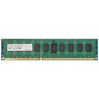 アドテック サーバー用 DDR3ー1333/PC3ー10600 Registered DIMM 4GB DR ADS10600D-R4GD 1個  (直送品)