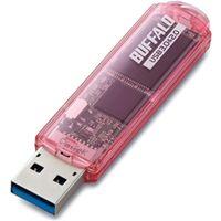 バッファロー USB3.0対応 USBメモリー スタンダードモデル 8GB ピンク RUF3-C8GA-PK 1台  (直送品)