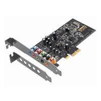 クリエイティブメディア 内蔵PCI Expressバス用サウンドカード Sound Blaster Audigy Fx SB-AGY-FX 1個  (直送品)