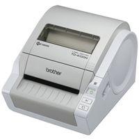 ブラザー 感熱ラベルプリンター TD-4100N 1台  (直送品)