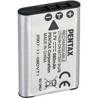 ペンタックス 充電式リチウムイオンバッテリー D-LI78 1個  (直送品)