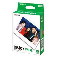 富士フイルム ワイド用カラーフィルム instax WIDE 1パック品(10枚入) INSTAX WIDE WW 1 1箱  (直送品)