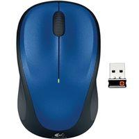 ロジクール(Logicool) 無線(ワイヤレス)マウス M235r ブルー 光学式/3ボタン/3年保証 M235rBL (直送品)