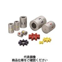 三木プーリ 軸継手 カップリング スターフレックスカップリング(クランプタイプ) ALS-040-B-8B-12B 1個(直送品)