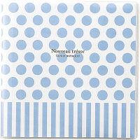 WRC アルバム blue dot フリーアルバム S W02-MK-T0095 1冊 (直送品)