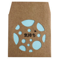 WRC クラフトポチmini 気持ち W01-KPB-0011 5袋(15枚入) (直送品)