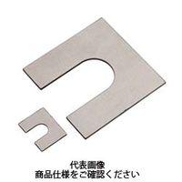 岩田製作所 スペーサー ベース用シム(1溝) ピローブロック用 PF210010 1セット(40個) (直送品)