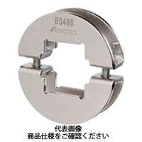 岩田製作所 シャフトブラケット(角シャフト用) ノーマルタイプ BS30C 1セット(4個) (直送品)