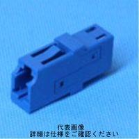 三和電気工業(SANWA) 光学機器 光アダプタ SLC-1ASRZR-BL-SM 1セット(10個) (直送品)