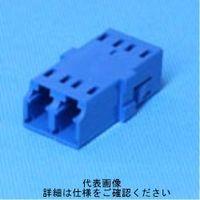 三和電気工業(SANWA) 光学機器 光アダプタ SLC-2ASPZR-BL-SM 1セット(5個) (直送品)