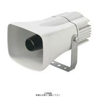 白 電子音警報器(ホーン)8音 AC ST-25CJM-ACW(直送品)