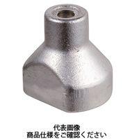 岩田製作所 レべリングプレート かさあげ型・アンカータイプ LPH-1212-H24 1個 (直送品)