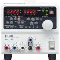 テクシオ・テクノロジー 多出力直流安定化電源 PW18-1.3ATS (直送品)