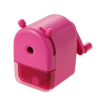 クツワ ミニ卓上えんぴつ削り(ピンク) RS026PK 2個 (直送品)