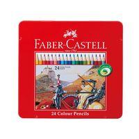ファーバーカステル 色鉛筆 24色セット TFC-CP/24C 1セット シヤチハタ (直送品)